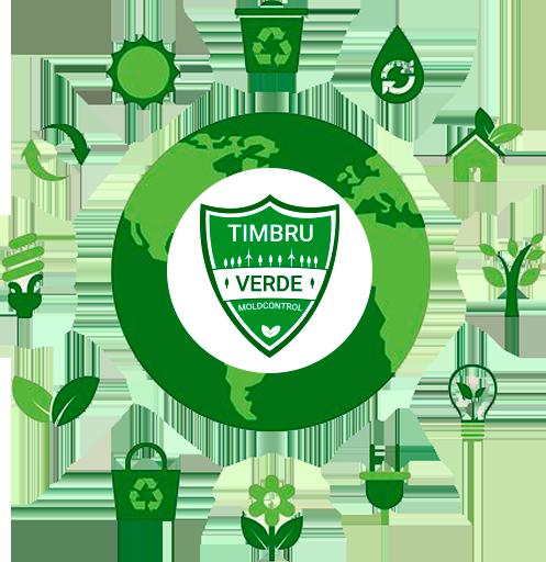 Timbru Verde